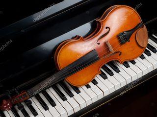Профессиональная настройка фортепиано и роялей.