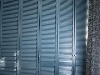 Usi lamelare / Жалюзийные дверцы