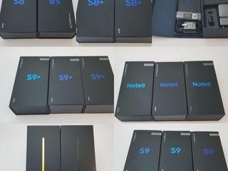 Samsung Galaxy S7 , S8 , S9 , Note8