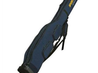 Husa lansete Sportex Super Safe V Blue 150cm