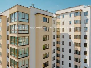Apartament cu 3 camere 104 m2 in noul complex locativ Garden Park din sect. Botanica