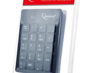 Numpad - tastatura numerică - цифровая клавиатура