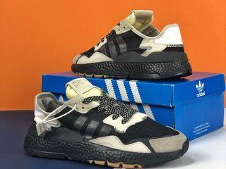 Adidas Nite Jogger Bej & Black