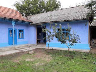 Casă pe 30 ari/sote în satul Țiganca (Cantemir)