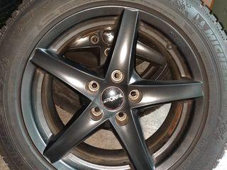 R 17.  5/120. BMW X3.X4 VW T5-6