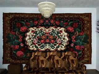 Covoare moldovenești țesute manual | Молдавские ковры ручной работы | Moldovan traditional carpets