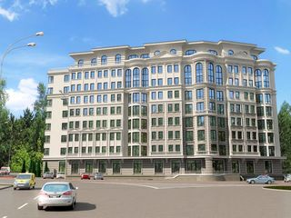 "Complex locativ ""Estate White House"" Puskin 49, ESTATE INVEST COMPANY, de la 920 EUR/m2"