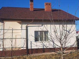 Дом 2 уровня! 10,7 км от Кишинева. Недалеко от Полтавского шоссе! Готов к въезду!