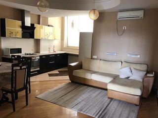 Apartament cu 3 camere, reparație euro, Botanica, 280 €