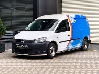 Kенгурятник / bara de protectie fata inox Volkswagen Caddy 2010-2015