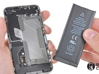 Iphone 5/5S Nu ține bateria telefonului? Noi ți-o schimbăm foarte ușor!