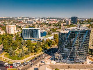 Сдаем коммерческую недвижимость под офис 350м2 на Штефан чел Маре! Панорамные окна!