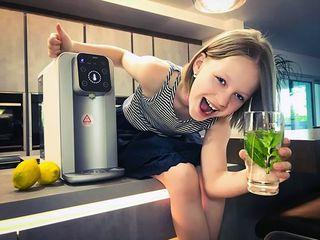 Немецкие фильтры для очистки воды путём обратного осмоса.