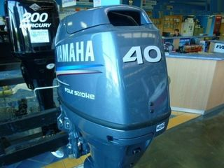 Куплю лодочный мотор yamaha 40 - 50 - 60