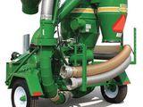 Incarcator pneumatic pentru cereale