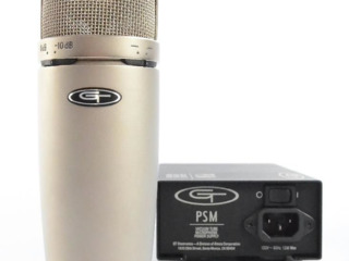 Professional Studio Microphone Alesis GT (Groove Tubes)  AM62 Tube