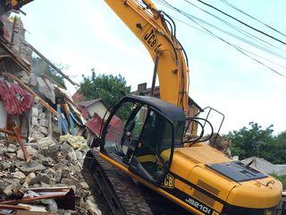Servicii de excavare, camioane si buldozer. Prestam servicii toată Moldova