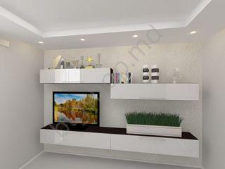 Living PS M-155 White 3.1 m în credit cu livrare gratuită