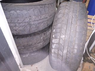 Goodyear Wrangler HP All Weather 255/65 R17