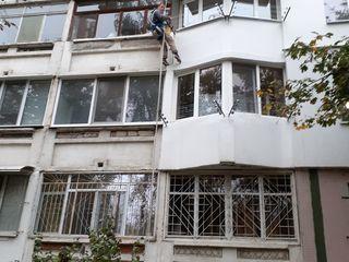 Încălzirea pereților, apartamente,balkoane  ,instalații pentru albituri,cazirioace
