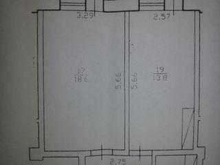 Apartament 53 m.p. Orasul Ungheni bloc nou dat in exploatare!