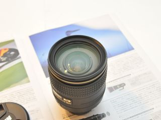 Nikon  24-120mm 1:4G ED VR