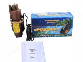 Насос для воды виброционный Родник (Украина)550 лей Pompa de apa Доставка по Молдове