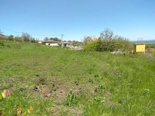 Новые Вадул луй Водэ 6 соток+фундамент 10/8, ухоженный сад, газ, канализация, водопровод центральный
