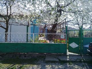 Vînd casă+lot de teren în or. Fălești, Gara