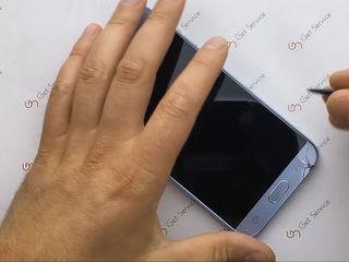 Samsung Galaxy J7 2017(SM-J730FZKNSER) Треснул экран – на ремонт отдавай нам!