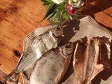 Pește uscat