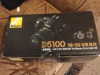 Nikon D5100 ,18-55 mm kit