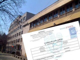 Cazier român. buletin ro/pasaport ro/pemis roman. certificat de nastere/casatorie roman