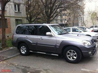 Hyundai Terracan