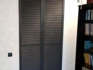 Жалюзийные дверцы