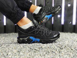Nike Air Max TN Black & Blue
