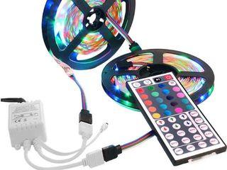 Banda led rgb multicolora cu bloc și telecomanda ! Светодиодная лента RGB с блоком и пультом !