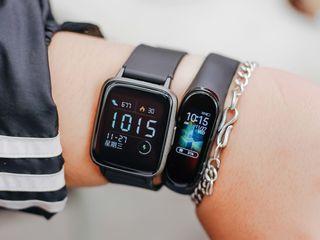 Умные часы от Xiaomi со скидкой до -30%! В кредит 0%!