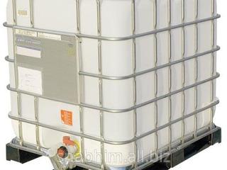 Butoaie de plastic eurocub de 1000 litri