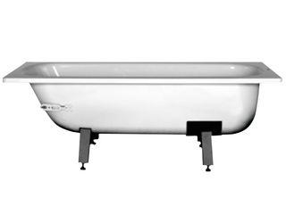 Ванны стальные белые.Гарантия 10 лет.Поддоны душевые квадратные,полукруглые