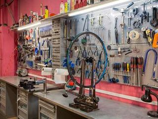 Велосервис на Буюканах, reparația bicicletelor