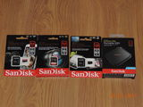 Sandisk Extreme Pro 64GB 64G SD SDXC SDHC 95MB/s UHS-1 Class 10 Memory card