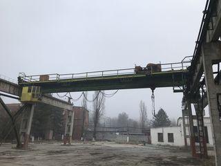 Мостовой кран 20 тонн   macara - pod rulant, 20 tone