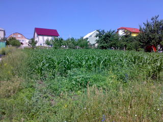 Vind teren pentru constructia casei + proiect de casa la Chisinau Ciocana-Bubuieci, 10 ari, Achitare