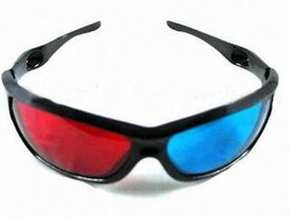 Отличные 3D очки новые!