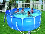 Каркасный бассейн, 56420 ( 366 х 122 см)