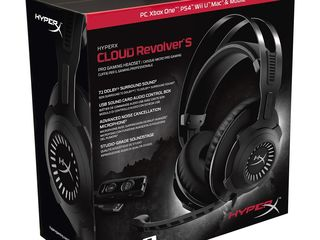 HyperX Cloud Revolver S Dolby 7.1 Gaming Headset
