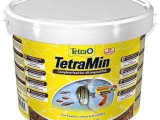 Корм для рыбок TetraMin (flakes,granules) из Германии !