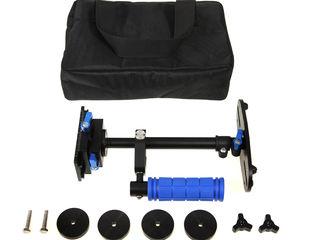 Плечевые упоры и стабилизаторы для камер.