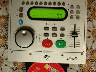 American Audio Pro DJ-2, CD player / КД плеер